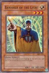 2002 Yu-Gi-Oh Magic Ruler Unlimited #MRL-78  Banisher of the Light (SR)