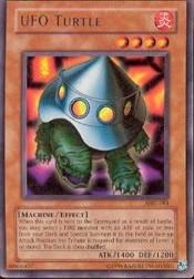 2002 Yu-Gi-Oh Magic Ruler Unlimited #MRL-81  UFO Turtle (R)
