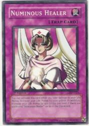 2002 Yu-Gi-Oh Pharaoh's Servant 1st Edition #PSV-23  Numinous Healer (SSP)