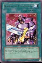 2002 Yu-Gi-Oh Pharaoh's Servant Unlimited #PSV-35  Nobleman of Extermination (R)