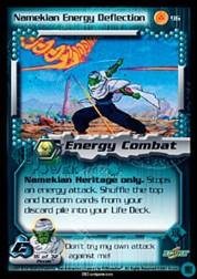 2001 Dragon Ball Z Cell Saga #96  Namekian Energy Deflection U