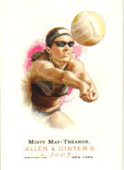 2007 Topps Allen and Ginter #336 Misty May-Treanor SP