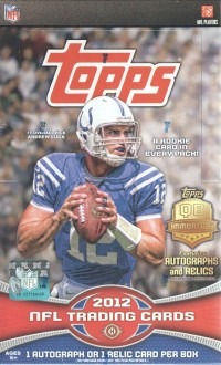 2012 Topps Football 
