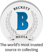 Beckett Media - THE #1 AUTHORITY ON COLLECTIBL