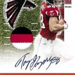 2011 Donruss Elite_Tony Gonzalez Distance