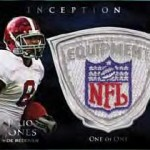 2011 Topps Inception_Julio Jones