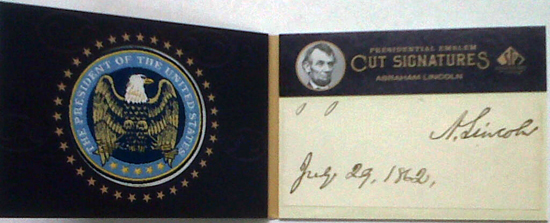 2011-SP-Legendary-Cuts-Presidential-Emblem-Cut-Signatures-Abraham-Lincoln-Open