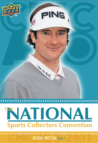 2011-National-Sports-Collectors-Convention-Upper-Deck-Bubba-Watson