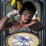 2011ToppsTierOneBaseballOnCardPacquiao