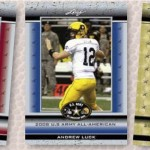 2012 Leaf Draft Andrew Luck