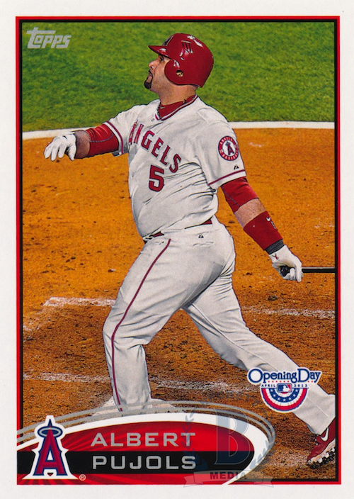 Preview Gallery 2012 Topps Opening Day Beckett News