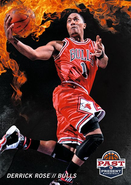 Your Take Derrick Rose S Cardboard Future W Poll Beckett News