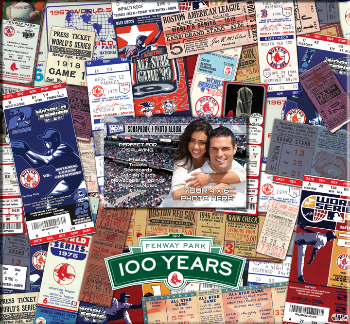 That's My Ticket readies memorabilia line celebrating 100th