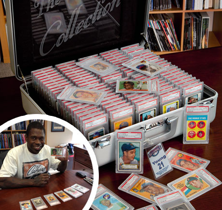Dmitri Young Puts Collection On Auction Block Beckett News