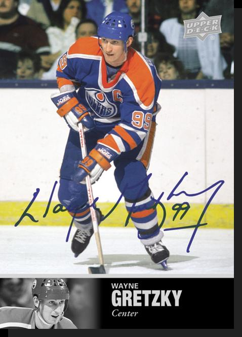 Hockey s turn for Ultimate s 1997 Legends autos - Beckett News ab7630164