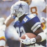 Emmitt Smith's 1990 Pro Set Rookie Card.