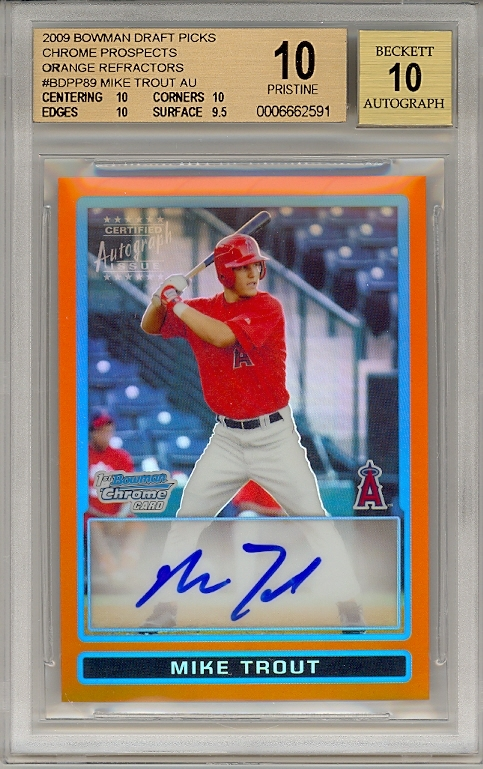 Mike Trouts Anti Climactic Rookie Of The Year Win Will