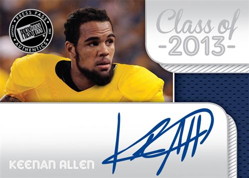 Box Busters: 2013 Press Pass Showcase football cards