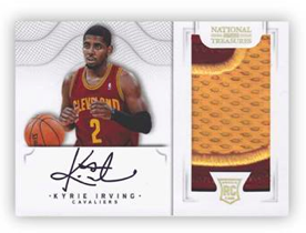 First look: 2012-13 Panini National Treasures