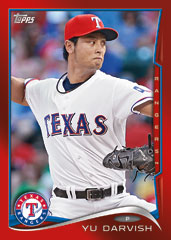 First Look 2014 Topps Baseball Cards With Preliminary