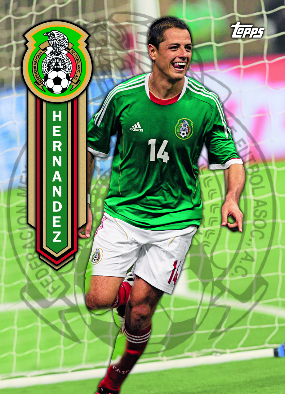 Topps Adds Mexican National Team Cards To Upcoming Major League Soccer Set Beckett News