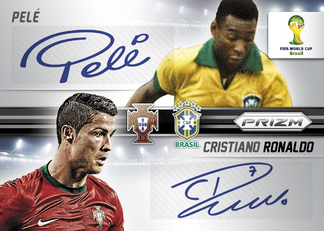 World Cup Cards World Cup Brazil Prizm