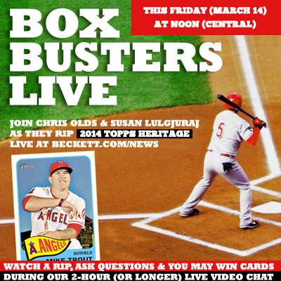 BoxBustersLiveHeritage