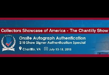 BAS at CSA- The Chantilly Show