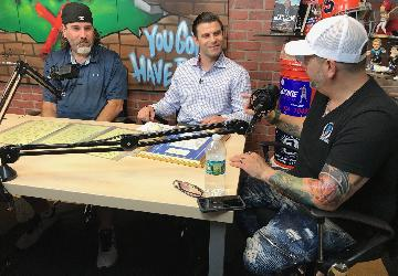 Steve and Brian Joined Steiner Sports - What's It ...