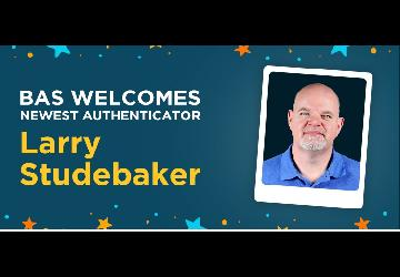 Larry Studebaker joins the Beckett Authentication ...