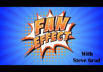 Steve Grad Talks with Fan Effect about Collecting ...