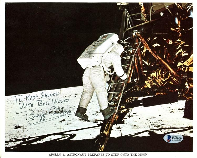 Apollo 11 still memorable, collectible 50 yards later ;?>