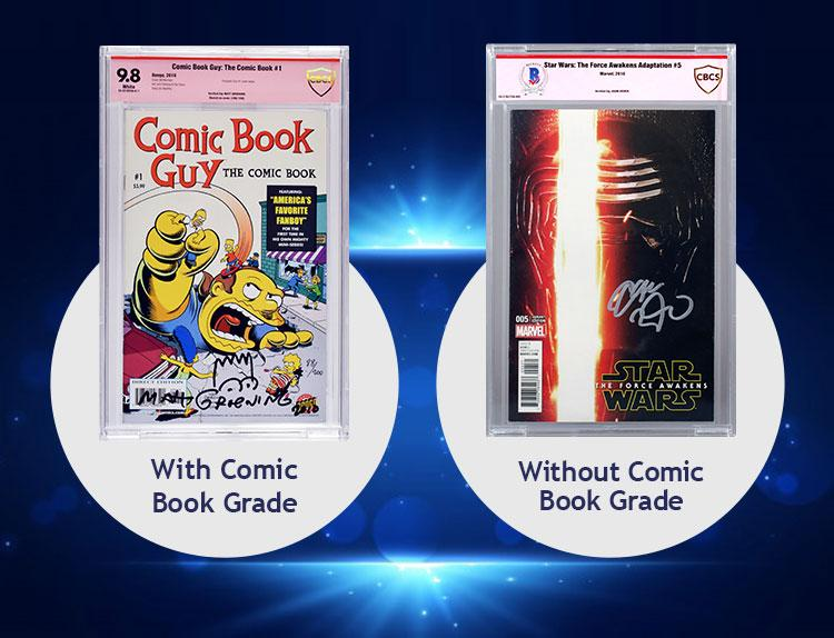 Authentication for Signed Comics - A Partnership Between CBCS Comics and Beckett Authentication Services ;?>