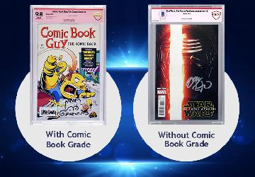 Authentication for Signed Comics - A Partnership B...