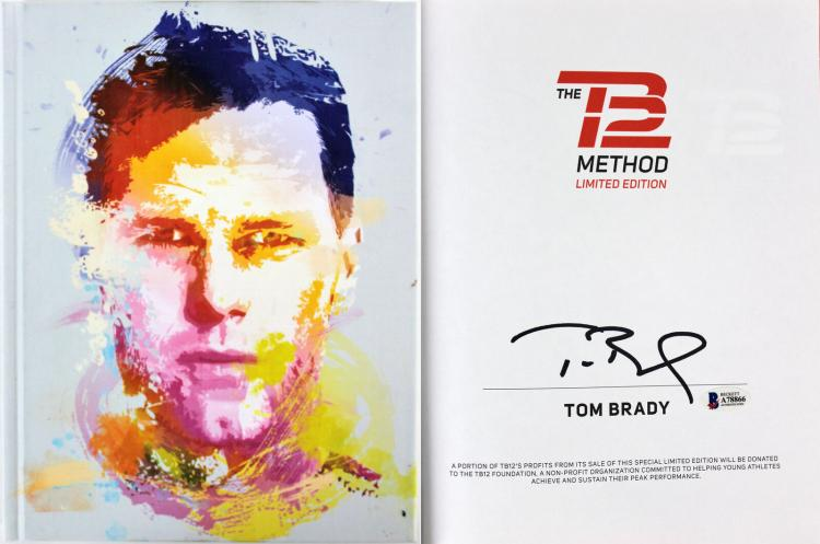 Tom Brady Press Pass
