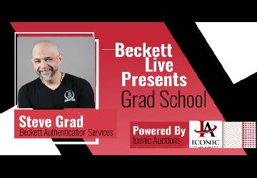 Beckett Live Presents - Grad School