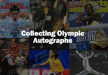Collecting Olympic Autographs