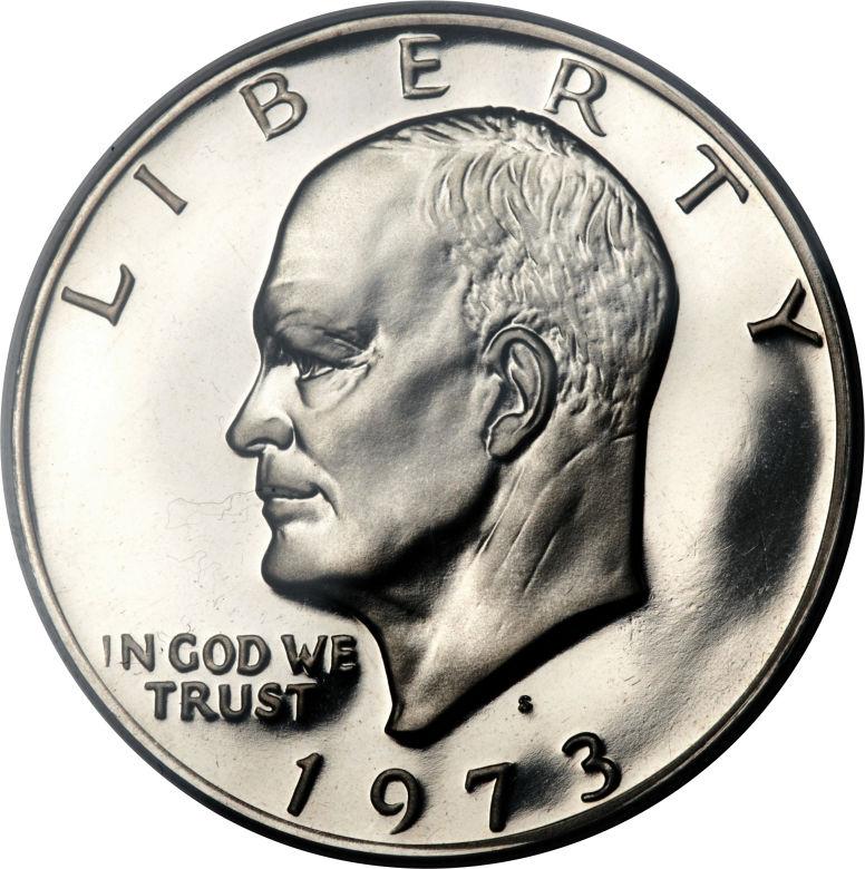 1973-S (silver clad)