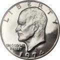 1974-S (silver clad)