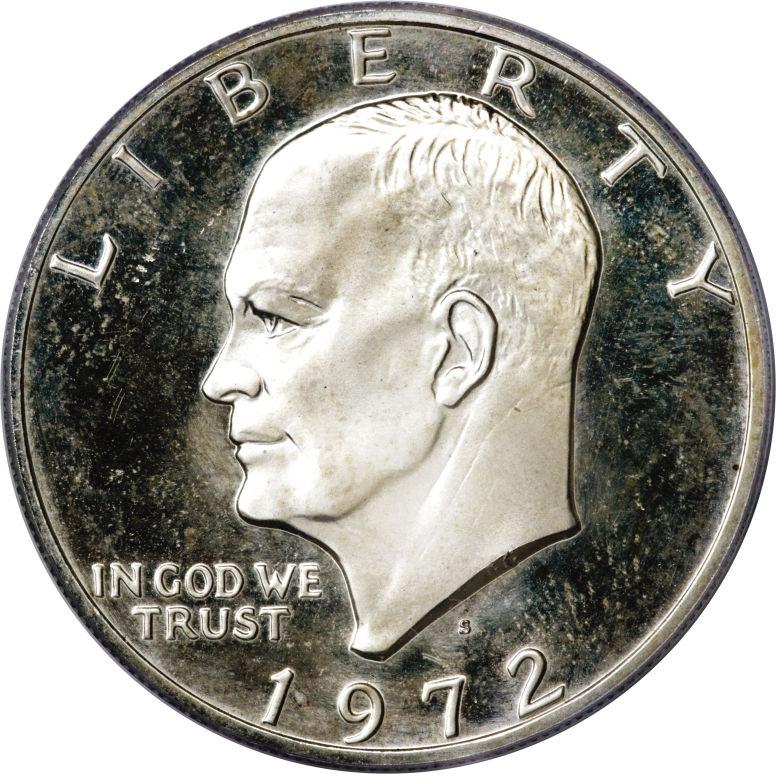 1972-S (silver clad)