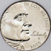 2005-D Buffalo