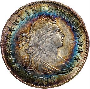1798/97 (16 stars on reverse)