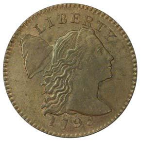 1795 (lettered edge)