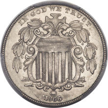 1866 (repunched date)
