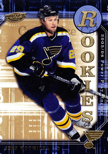 2005-06 Upper Deck Power Play #137 Kevin Nastiuk RC