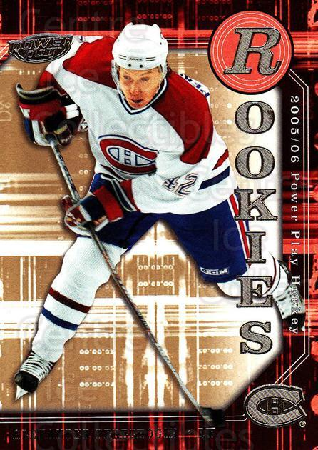 2005-06 Upper Deck Power Play #154 Mike Richards RC