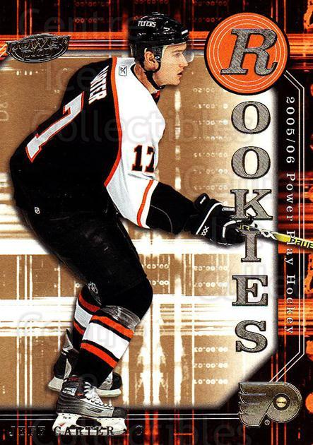 2005-06 Upper Deck Power Play #163 Dion Phaneuf RC