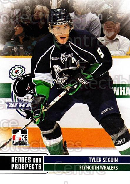 2009-10 ITG Heroes and Prospects #81 Tyler Seguin