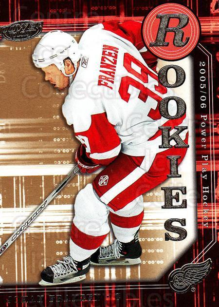 2005-06 Upper Deck Power Play #149 Eric Nystrom RC