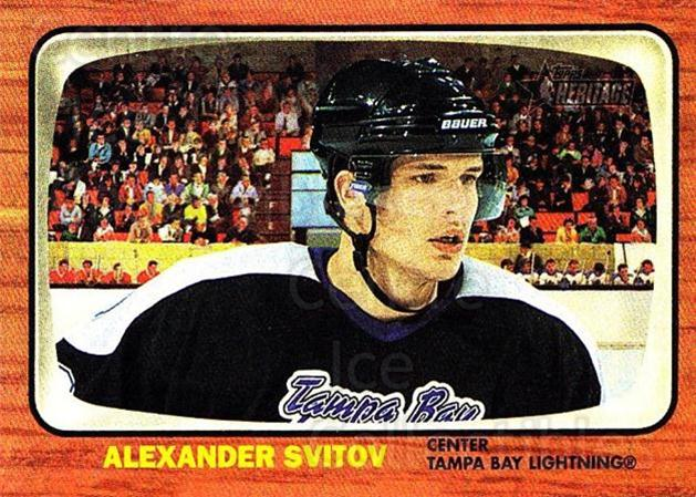 2002-03 Topps Heritage #136 Alexander Svitov RC